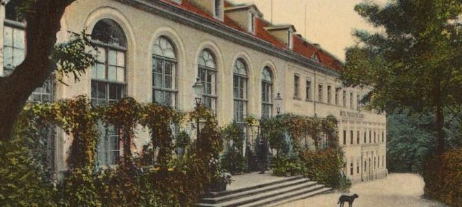 Szczawno-Zdrój – hotel Pruska Korona, dziś: sanatorium dziecięce Korona Piastowska